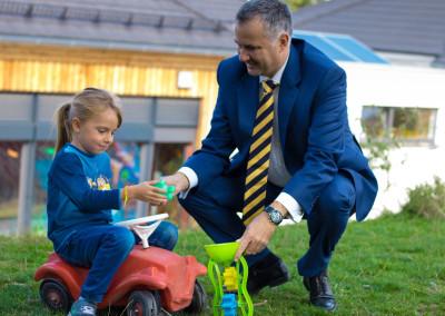Steffen Wernard - Bürgermeister Stadt Usingen -  Neuer Kindergarten Usingen - 2015 - IMG_8539