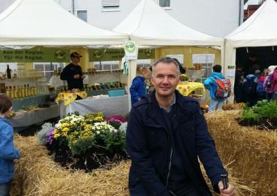 Steffen Wernard Bürgermeister Stadt Usingen. Meiner Heimat und Region verbunden.