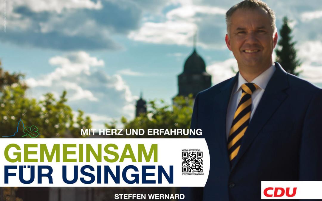 Usingen wählt – Wahlkampfveranstaltung in Kransberg