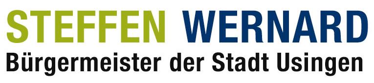 Usingen wählt Steffen Wernard
