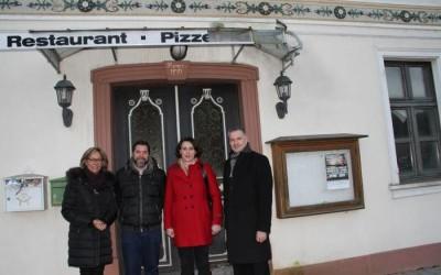 """Usinger Kilb-Haus wird zum Restaurant """"Bembel und Gretel"""""""