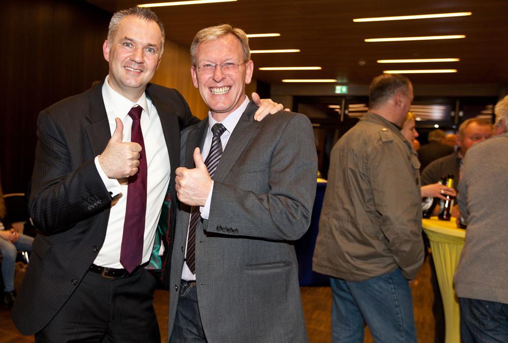 Erfolgreicher Bürgermeisterwahlkampf mit Unterstützung